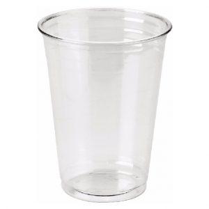 pohárik priesvitný