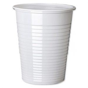 Biely pohárik